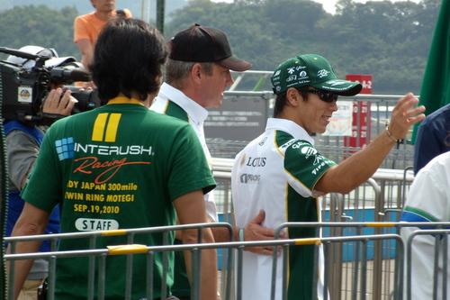 インデイジャパン2010琢磨